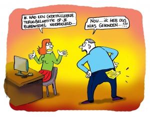 Gemaakt in opdracht van Omgevingsdienst Midden-Holland, over correcte interne afhandeling van telefonie