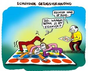 Gemaakt voor de Rotterdamse woningcorporatie Havensteder over onderlinge gezagsverhouding