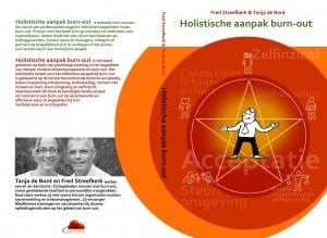 Voor het boek Holistische aanpak burn-out tekende ik de cover en alle informatieve illustraties voor het binnenwerk